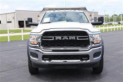 2019 Ram 5500 Regular Cab DRW 4x4, Monroe MTE-Zee SST Series Dump Body #M191862 - photo 8