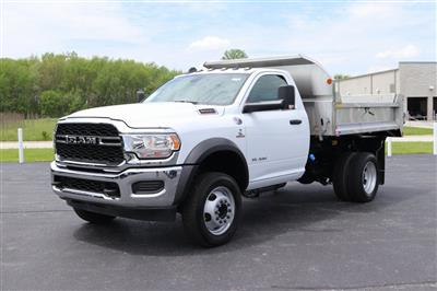 2019 Ram 5500 Regular Cab DRW 4x4, Monroe MTE-Zee SST Series Dump Body #M191862 - photo 9