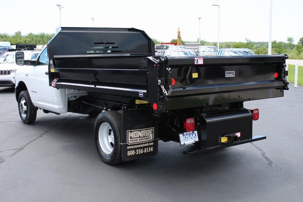 2019 Ram 3500 Regular Cab DRW 4x2, Monroe Dump Body #M191866 - photo 1