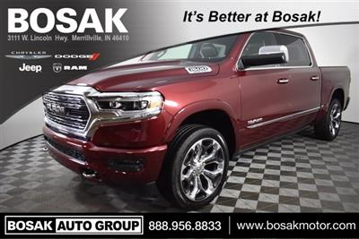 2019 Ram 1500 Crew Cab 4x4,  Pickup #M19196 - photo 1