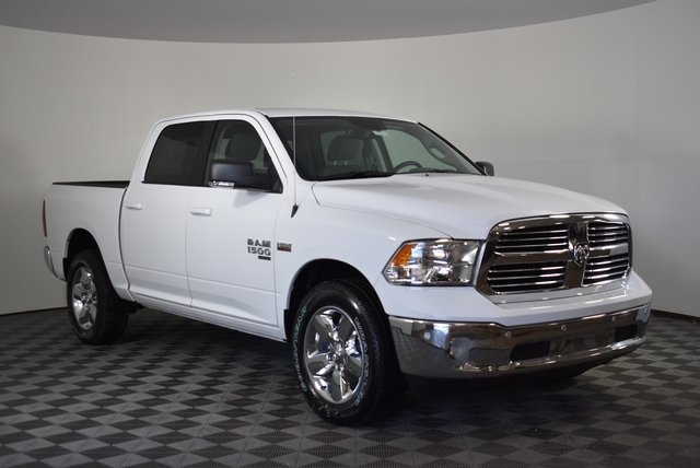 2019 Ram 1500 Crew Cab 4x4,  Pickup #M19238 - photo 7