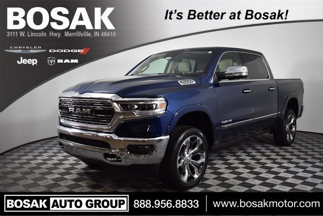 2019 Ram 1500 Crew Cab 4x4,  Pickup #M19269 - photo 1