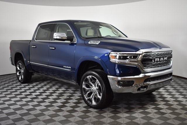 2019 Ram 1500 Crew Cab 4x4,  Pickup #M19269 - photo 7