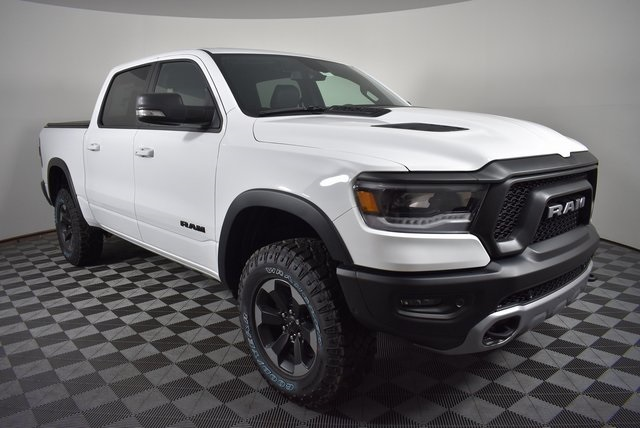 2019 Ram 1500 Crew Cab 4x4,  Pickup #M19278 - photo 6