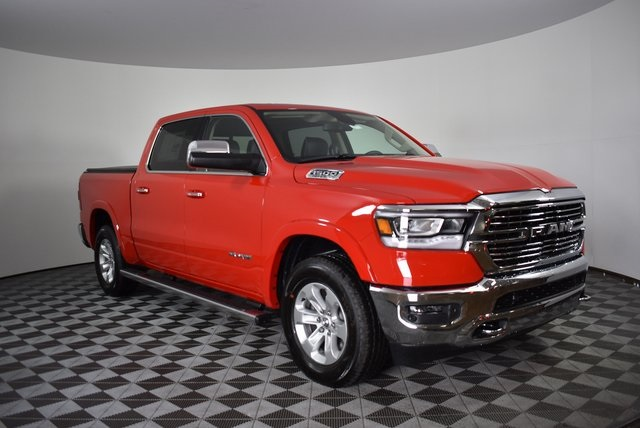 2019 Ram 1500 Crew Cab 4x4,  Pickup #M19281 - photo 7