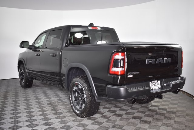 2019 Ram 1500 Crew Cab 4x4,  Pickup #M19283 - photo 2