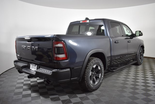 2019 Ram 1500 Crew Cab 4x4,  Pickup #M19332 - photo 5