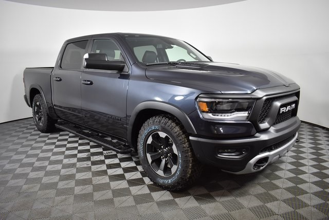 2019 Ram 1500 Crew Cab 4x4,  Pickup #M19332 - photo 7