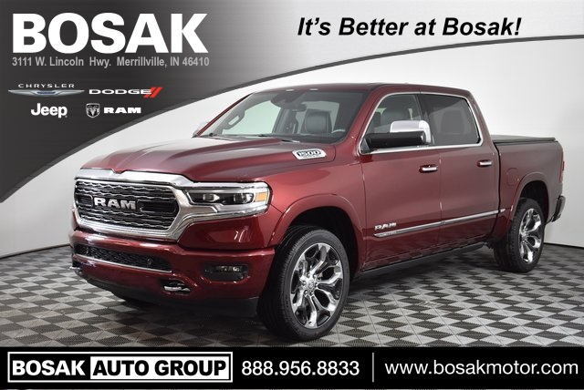 2019 Ram 1500 Crew Cab 4x4,  Pickup #M19349 - photo 1