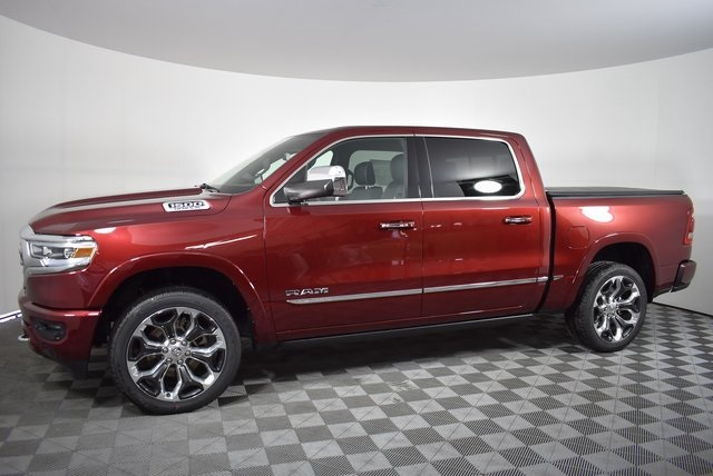 2019 Ram 1500 Crew Cab 4x4,  Pickup #M19349 - photo 3