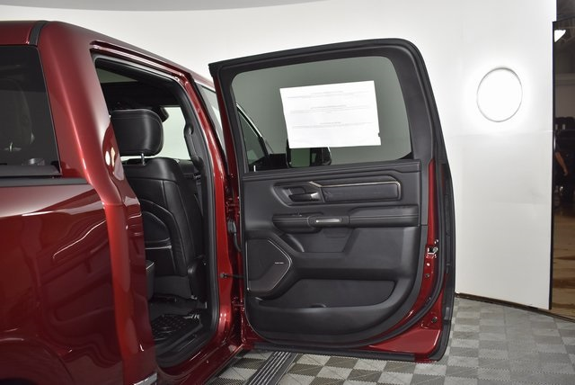 2019 Ram 1500 Crew Cab 4x4,  Pickup #M19349 - photo 37