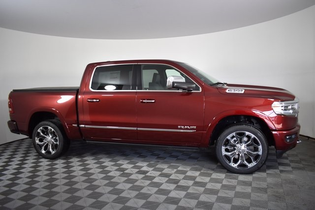 2019 Ram 1500 Crew Cab 4x4,  Pickup #M19349 - photo 6