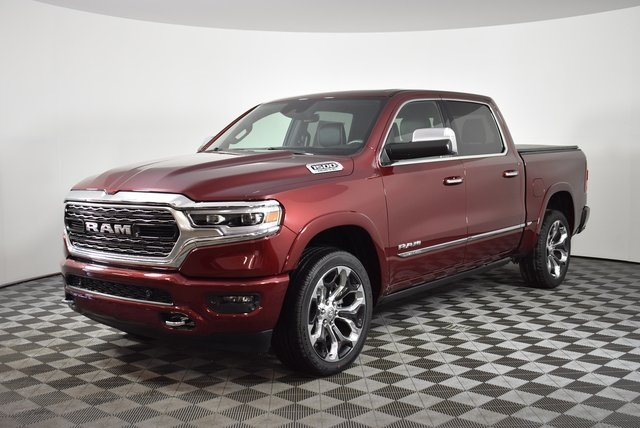 2019 Ram 1500 Crew Cab 4x4,  Pickup #M19349 - photo 9