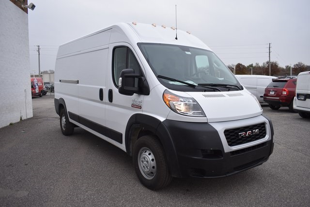 2019 ProMaster 2500 High Roof FWD,  Empty Cargo Van #M19390 - photo 7