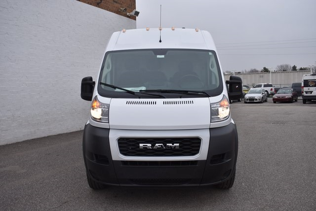 2019 ProMaster 2500 High Roof FWD,  Empty Cargo Van #M19390 - photo 8