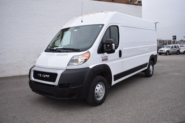 2019 ProMaster 2500 High Roof FWD,  Empty Cargo Van #M19390 - photo 9