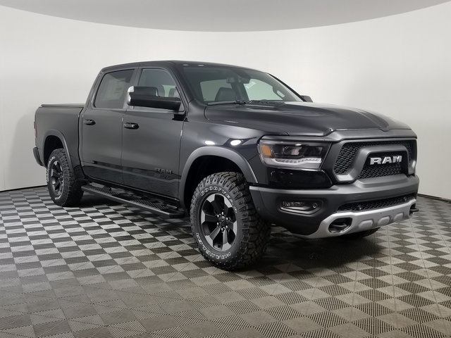 2019 Ram 1500 Crew Cab 4x4,  Pickup #M19398 - photo 7