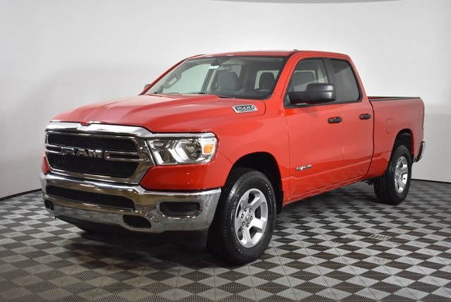 2019 Ram 1500 Quad Cab 4x4,  Pickup #M19402 - photo 8