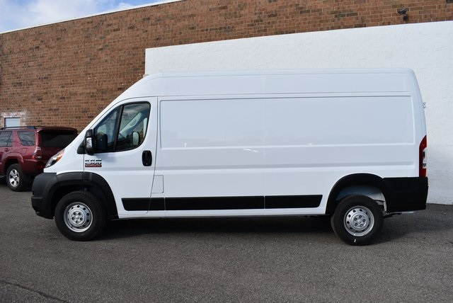 2019 ProMaster 2500 High Roof FWD,  Empty Cargo Van #M19437 - photo 3