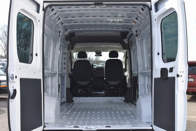 2019 ProMaster 2500 High Roof FWD,  Empty Cargo Van #M19437 - photo 1