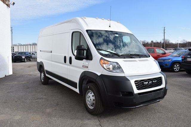 2019 ProMaster 2500 High Roof FWD,  Empty Cargo Van #M19437 - photo 6