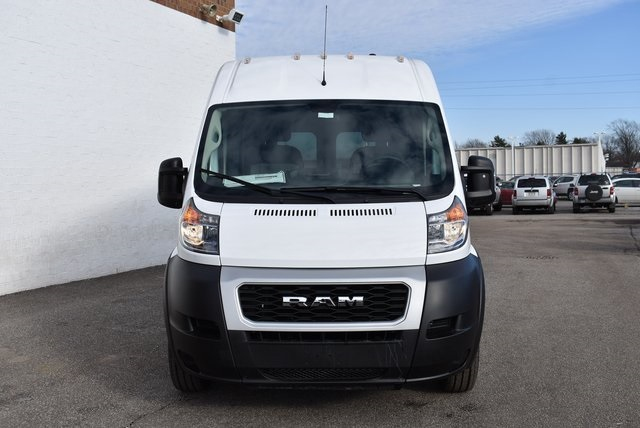 2019 ProMaster 2500 High Roof FWD,  Empty Cargo Van #M19437 - photo 7