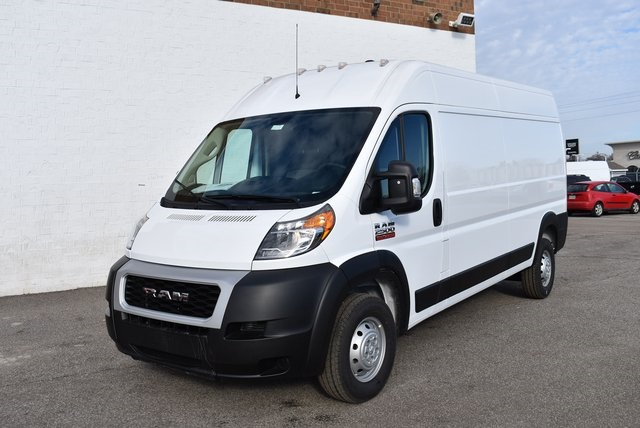 2019 ProMaster 2500 High Roof FWD,  Empty Cargo Van #M19437 - photo 8