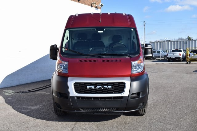 2019 ProMaster 2500 High Roof FWD, Empty Cargo Van #M19438 - photo 8