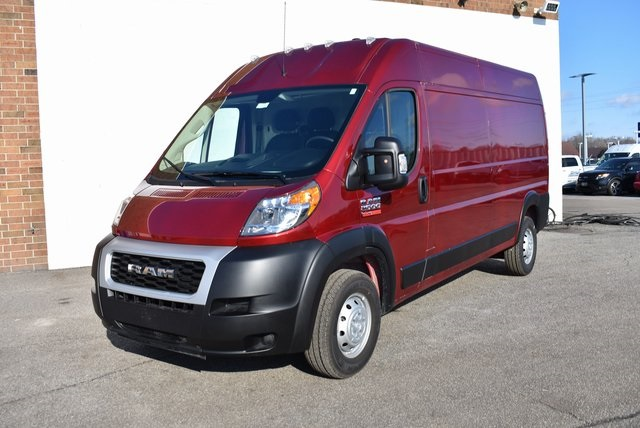 2019 ProMaster 2500 High Roof FWD,  Empty Cargo Van #M19438 - photo 9