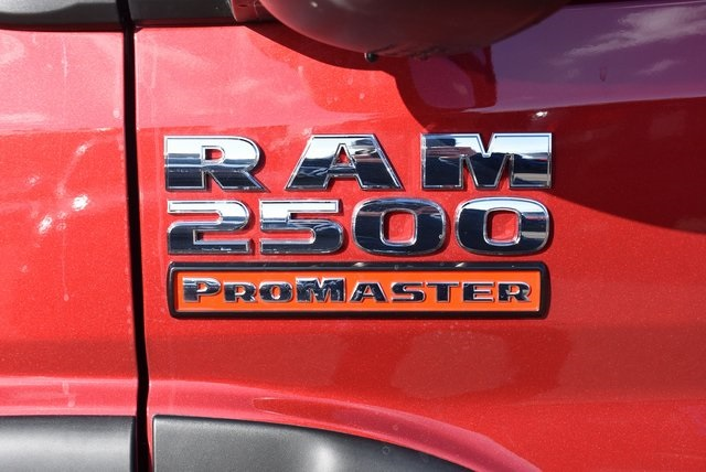 2019 ProMaster 2500 High Roof FWD, Empty Cargo Van #M19438 - photo 10