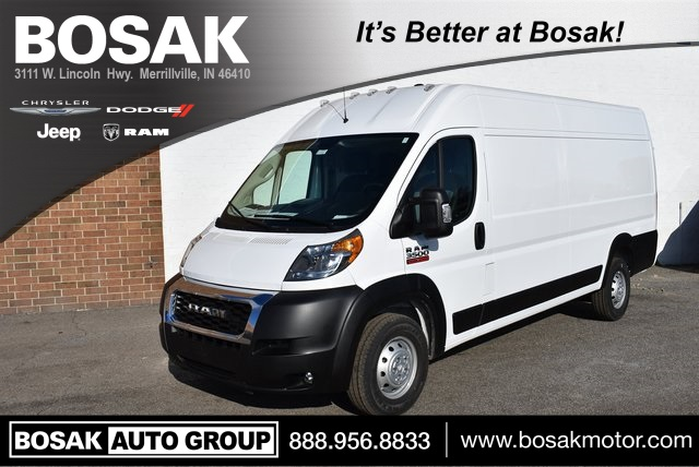 2019 ProMaster 3500 High Roof FWD,  Empty Cargo Van #M19441 - photo 1