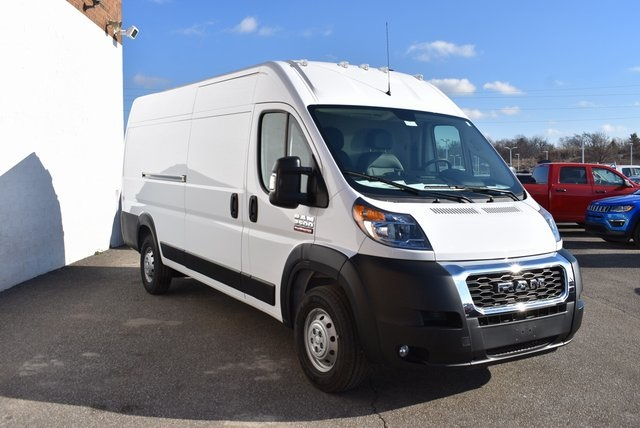 2019 ProMaster 3500 High Roof FWD,  Empty Cargo Van #M19441 - photo 7