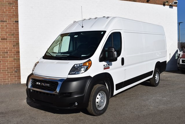 2019 ProMaster 3500 High Roof FWD,  Empty Cargo Van #M19441 - photo 9