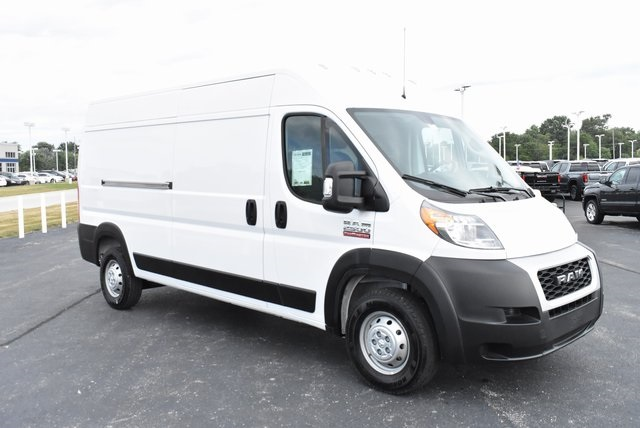 2019 ProMaster 2500 High Roof FWD,  Ranger Design Upfitted Cargo Van #M19444 - photo 8