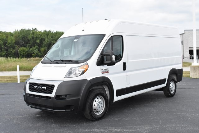 2019 ProMaster 2500 High Roof FWD,  Empty Cargo Van #M19444 - photo 10
