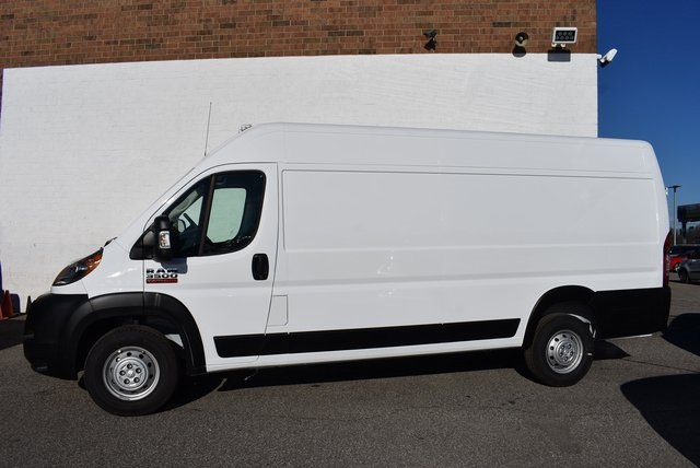 2019 ProMaster 3500 High Roof FWD, Empty Cargo Van #M19445 - photo 4
