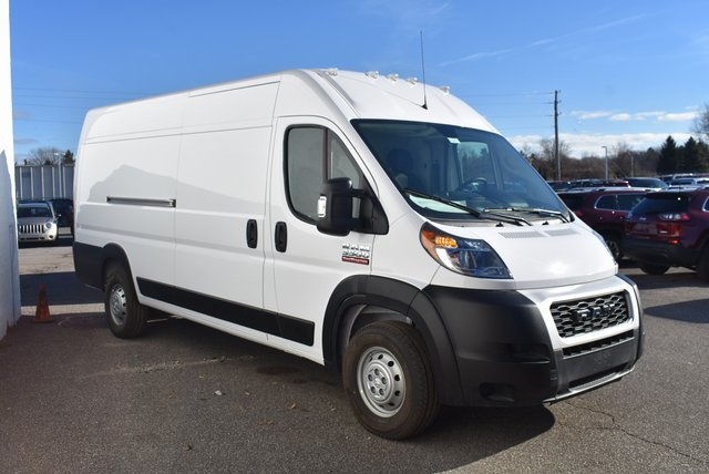 2019 ProMaster 3500 High Roof FWD,  Empty Cargo Van #M19445 - photo 7
