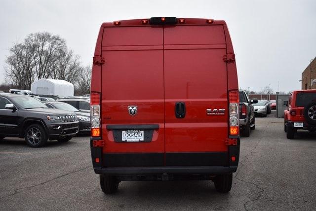 2019 ProMaster 2500 High Roof FWD,  Empty Cargo Van #M19490 - photo 5