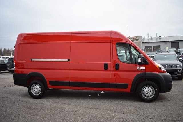 2019 ProMaster 2500 High Roof FWD,  Empty Cargo Van #M19490 - photo 6