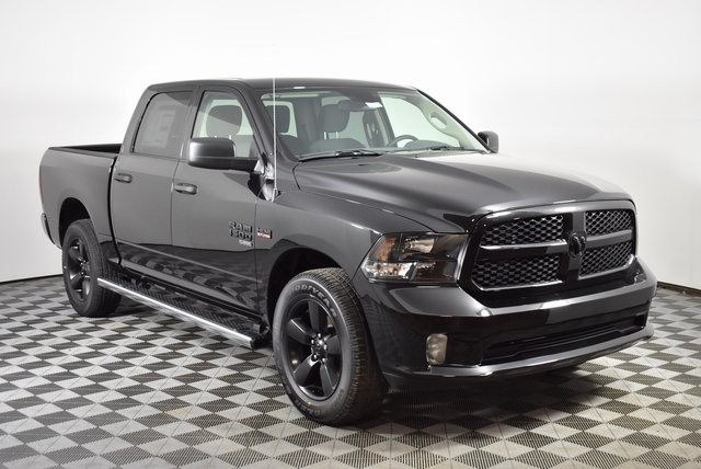 2019 Ram 1500 Crew Cab 4x4,  Pickup #M19510 - photo 7