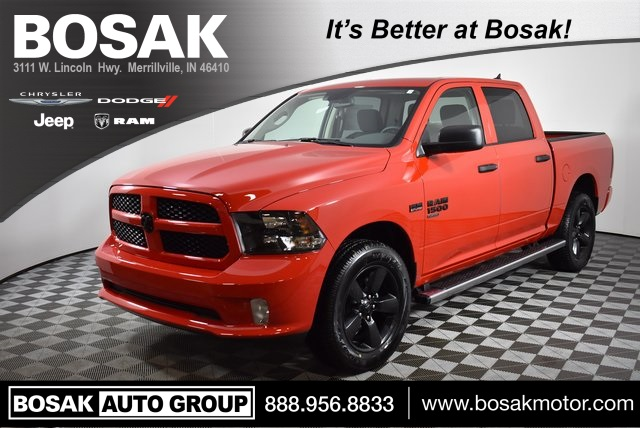 2019 Ram 1500 Crew Cab 4x4,  Pickup #M19514 - photo 1