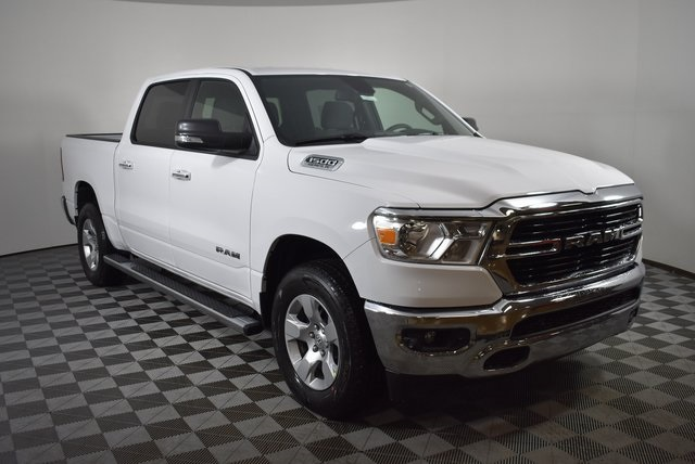 2019 Ram 1500 Crew Cab 4x4,  Pickup #M19532 - photo 7