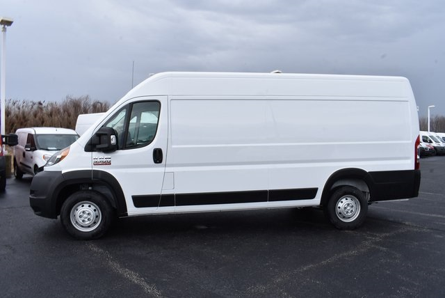 2019 ProMaster 3500 High Roof FWD,  Empty Cargo Van #M19618 - photo 3