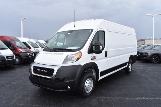 2019 ProMaster 3500 High Roof FWD,  Empty Cargo Van #M19618 - photo 9