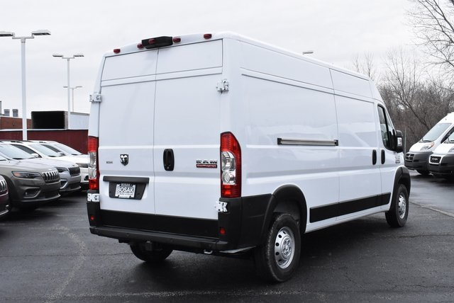 2019 ProMaster 2500 High Roof FWD,  Empty Cargo Van #M19619 - photo 6