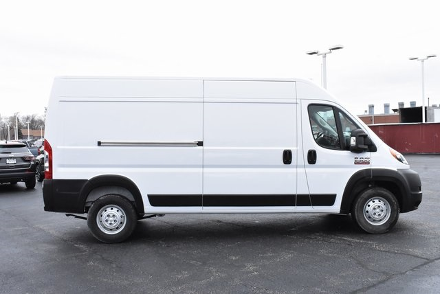 2019 ProMaster 2500 High Roof FWD,  Empty Cargo Van #M19619 - photo 7