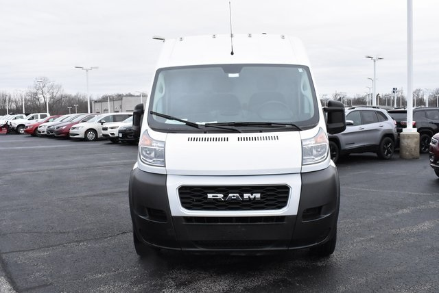 2019 ProMaster 2500 High Roof FWD,  Empty Cargo Van #M19619 - photo 9