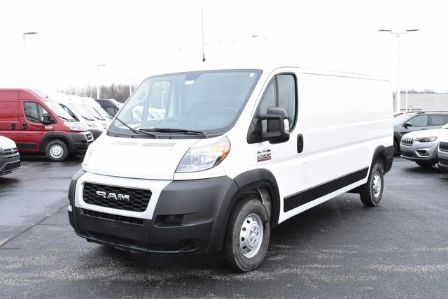 2019 ProMaster 2500 High Roof FWD,  Empty Cargo Van #M19619 - photo 10