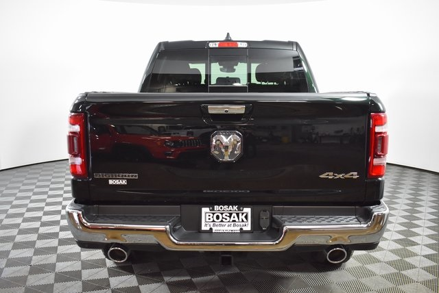 2019 Ram 1500 Crew Cab 4x4, Pickup #M19634 - photo 4
