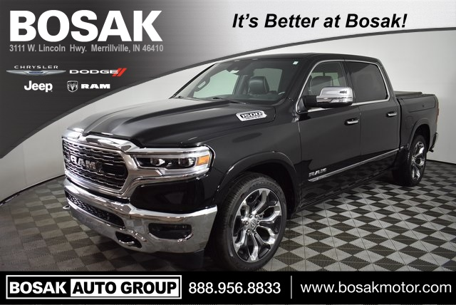 2019 Ram 1500 Crew Cab 4x4,  Pickup #M19665 - photo 1